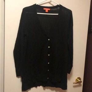 Black cardigan Joe Fresh